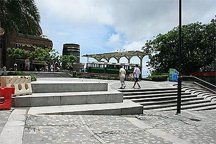Esplanade Victoria Gap
