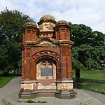 Monument indien dans Queens Park
