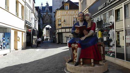 Rue d'Auxerre