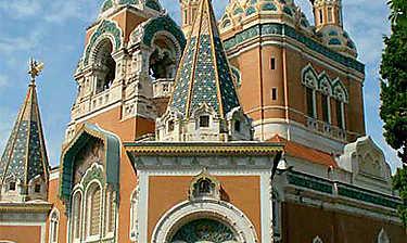 Cathédrale orthodoxe russe Saint-Nicolas