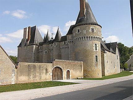 Un château surprenant