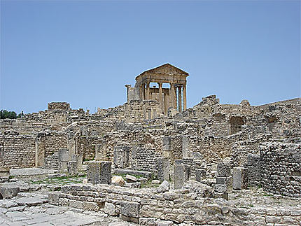Ruines de Dougga