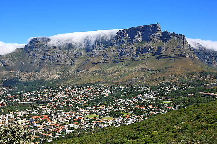 Table Mountain : la Table de la Liberté