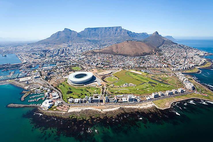 Cape Town (Le Cap), au bout de l'Afrique