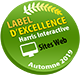 Label d'excellence Harris Interactive Automne 2019