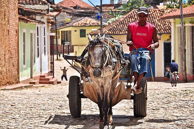 Transport à Trinidad