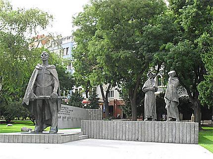 Monument du Soulèvement National Slovaque