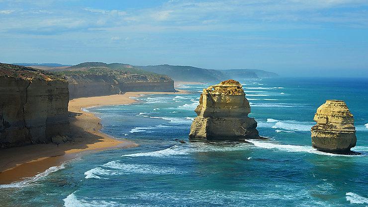 Australie, sur la mythique Great Ocean Road