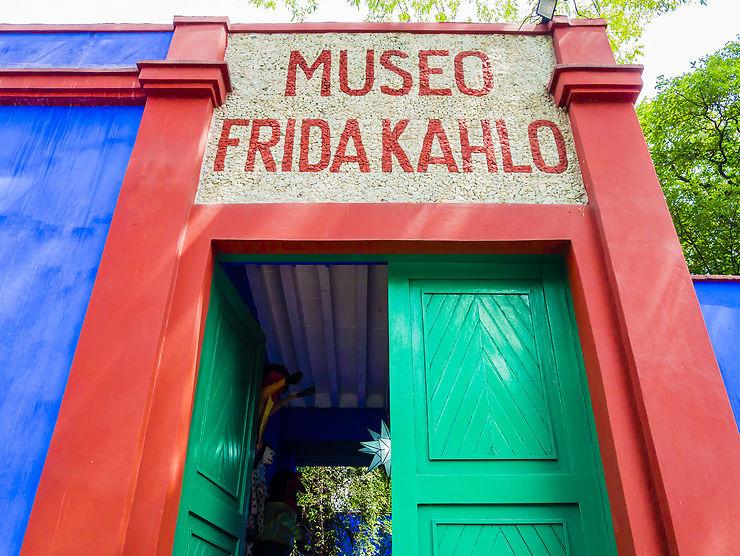 Aller à la rencontre de Frida Kahlo et Diego Rivera