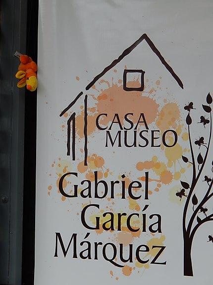Maison musée de Gabriel Garcia Marquez