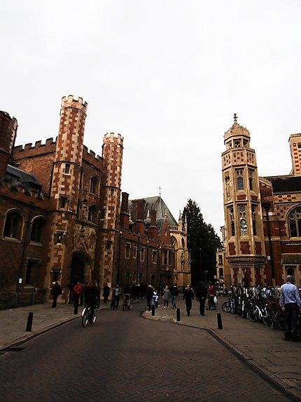 Centre ville de Cambridge