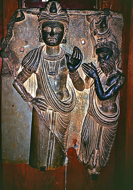 Sculpture du Gandara premier siècle AVJC