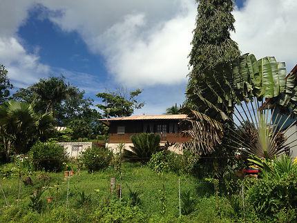 Le village de Cacao, Guyane