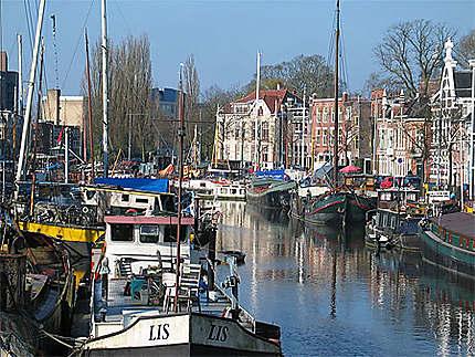 Vue sur le Noorderhaven
