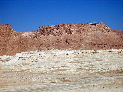Vue sur le Mont Sodome