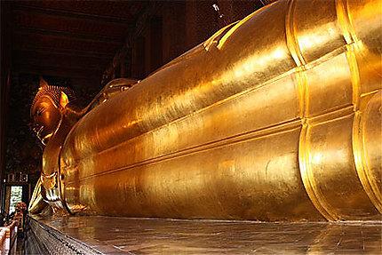 Bouddha couché - Wat Po