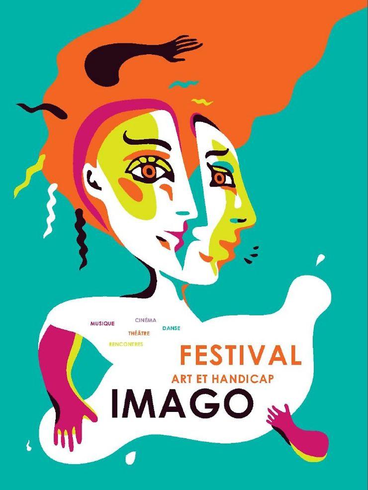 Festival art et handicap Imago en Île-de-France