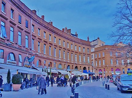 Toulouse - Place Wilson
