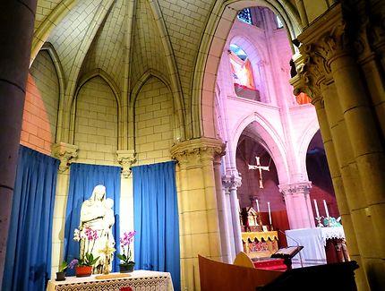 Chapelle et chœur Église Saint-André-de-l'Europe