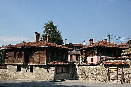 Village de Koprivchtitsa