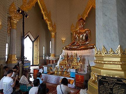 Golden Bouddha