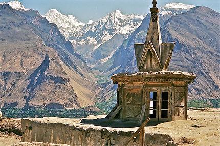 La vallée de Hunza