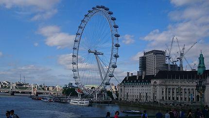 L'oeil de Londres