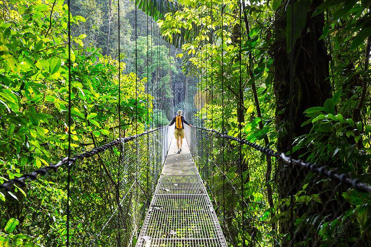 Costa Rica : pura vida en vert