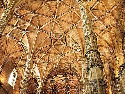 Lisbonne - Monastère des Hiéronymites