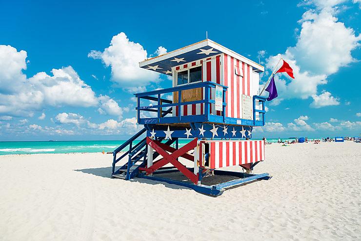 South Beach, Miami – Floride