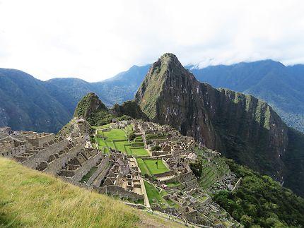Machu Picchu, la citée perdue des Incas