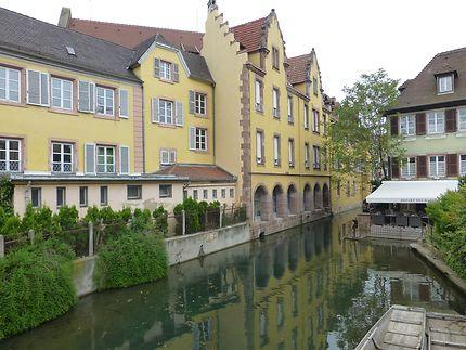 Hors du temps, petite Venise de Colmar