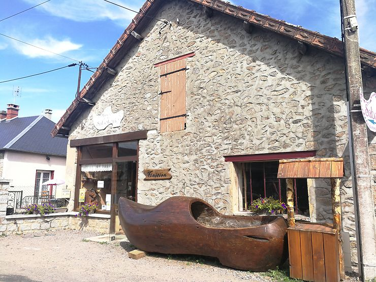 Le plus grand sabot du monde ! Gouloux, Bourgogne