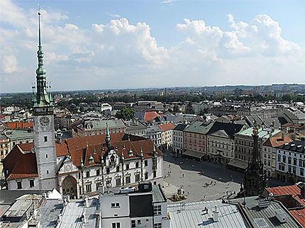 Centre historique d'Olomouc