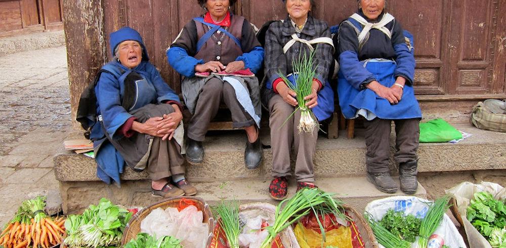 Alentours de Lijiang : Yuhu - Baïcha - Shuhe