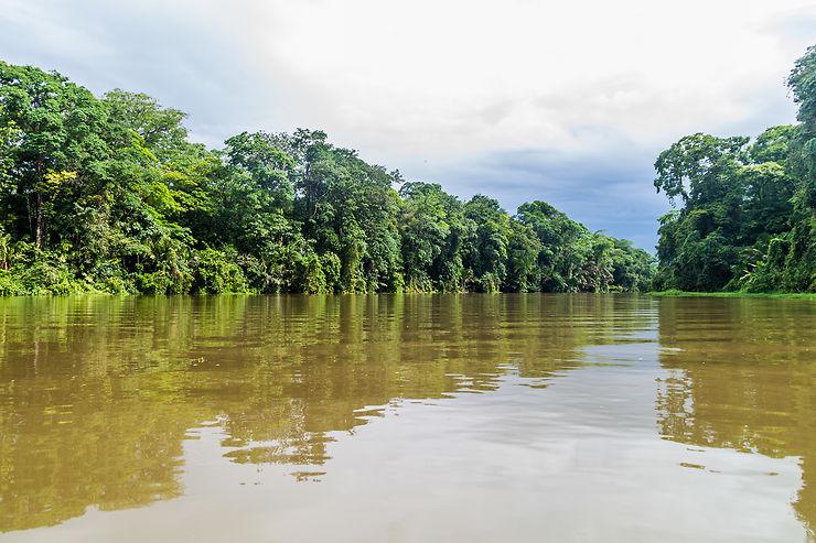 Parc national de Tortuguero (Costa Rica)