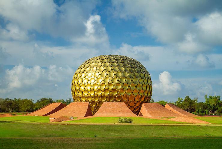 Inde : Auroville, la cité utopique près de Pondichéry