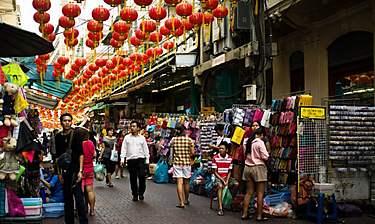 Quartier chinois (Chinatown)