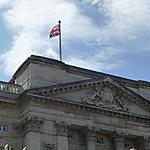 Union Jack à Buckingham