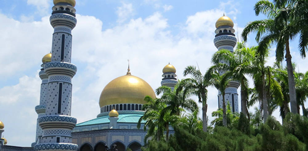 Escapade au Brunei
