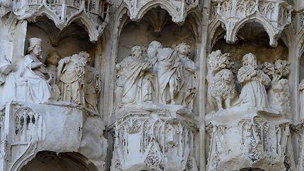 Sculptures - Cathédrale Saint-Etienne