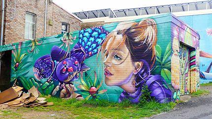 Street Art à Katoomba