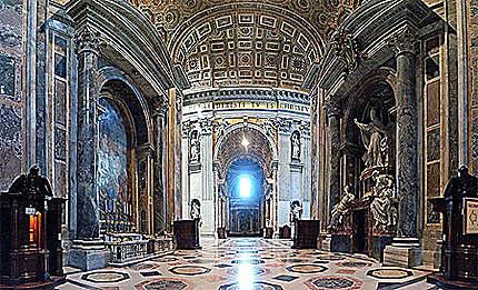 Panoramique de 135°-Basilique St Pierre