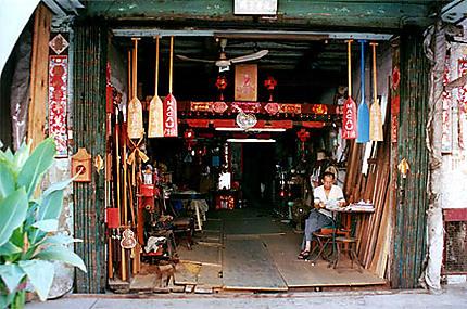Atelier boutique à Macao