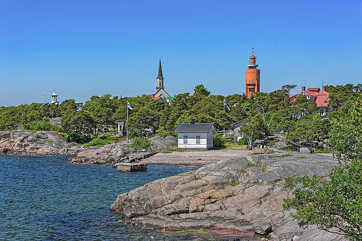 Finlande, côte Ouest