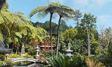 Jardin tropical Monte Palace (Funchal)