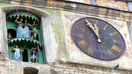 Sighisoara - Tour de l'Horloge