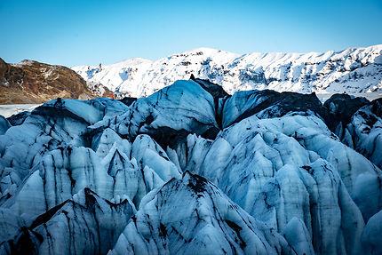Mýrdalsjökull, un des géants de glace islandais
