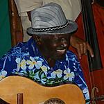 Vieux chanteur cubain