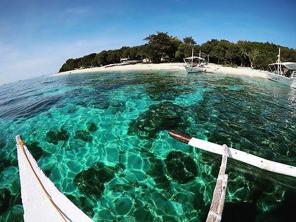 Île sécrète des Philippines